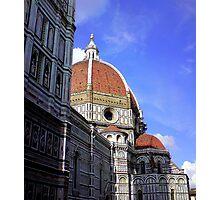 Creeping Duomo Photographic Print
