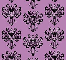 Haunted Mansion Wallpaper!  by sweetnerdydream