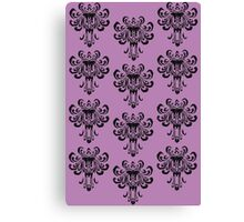 Haunted Mansion Wallpaper!  Canvas Print
