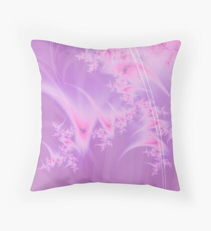 Dreaming in Twilight Throw Pillow