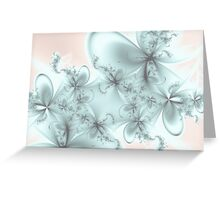 Dancing Delicately Greeting Card