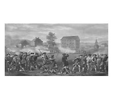 The Battle of Lexington Photographic Print