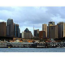 View Of Sydney #2 Photographic Print