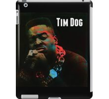 Tim dog iPad Case/Skin