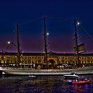 Sail Boston - Sagres by LudaNayvelt