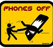 PHONES OFF by iveno