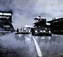 Le Mans by Lightrace