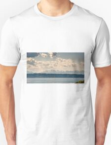 View from Discovery Park Unisex T-Shirt
