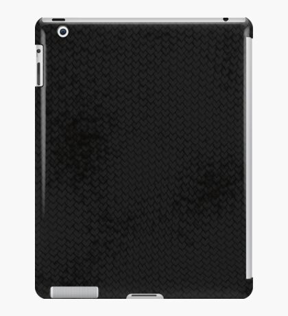 Black Snake Skin (Black Heart) iPad Case/Skin