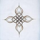 Elven Wood Knot by SonyaIrishRoot