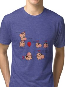 Saturn Valley Tri-blend T-Shirt