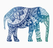 Blue Elephant by adjsr
