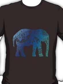 Blue Elephant T-Shirt