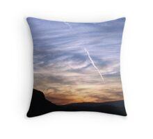 Mesa Sunset Throw Pillow