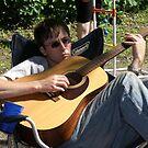 Guitar Man by AuntieJ