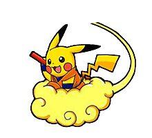 Pikachu Z by manbearpigcat7