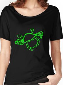 Green Crab Women's Relaxed Fit T-Shirt