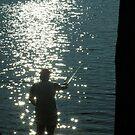 Sparkle Silhouette by AuntieJ