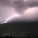Cloud to Cloud Lightening by BarneyB