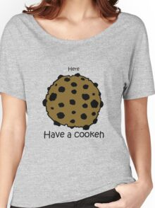 Cookeh Women's Relaxed Fit T-Shirt