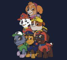 Pup Pyramid Kids Clothes