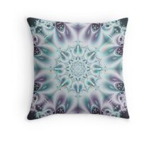 Kaldiescope Bouquet Throw Pillow
