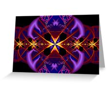 Entrapped Greeting Card