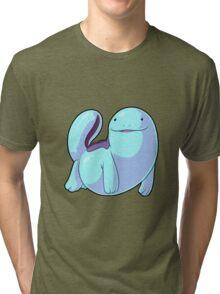 The Swimming Quag Tri-blend T-Shirt