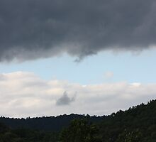Threatening Sky by Cathy Cale