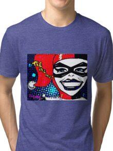Tee Hee Hee! Tri-blend T-Shirt