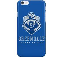 Greendale Human Beings iPhone Case/Skin