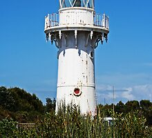 The Warden Head Lighthouse by Evita