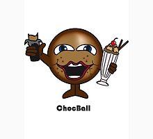 Choc Ball Unisex T-Shirt