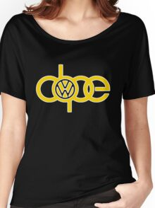 VW DOPE Women's Relaxed Fit T-Shirt