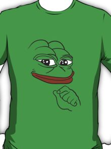 Smug Pepe - Pepe the Frog T-Shirt