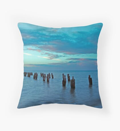 Clifton Springs Throw Pillow