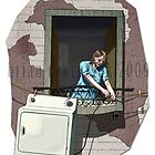 Drying by Brian Rekruciak