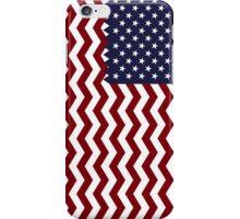 Zig Zag USA iPhone Case/Skin