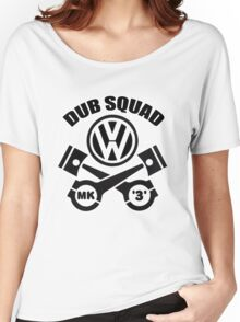 DUB SQUAD Women's Relaxed Fit T-Shirt
