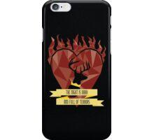 Stannis Baratheon 1 iPhone Case/Skin