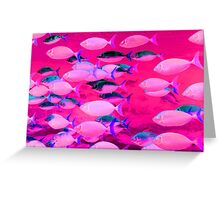 Fishy Business Greeting Card