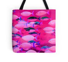 Fishy Business Tote Bag