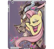 Beauty and the Beast - FlutterCord iPad Case/Skin