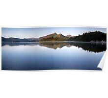 Lake Derwent Poster