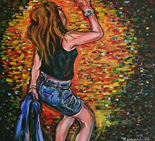 Dancin' Queen by Reynaldo