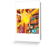 Hime#34 Greeting Card