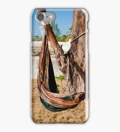 Hammocks iPhone Case/Skin