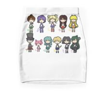 Sailor Scouts All 1 Pencil Skirt