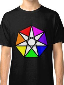 Feel the Rainbow Classic T-Shirt