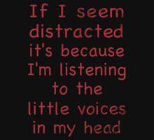 Little Voices by Darren Stein